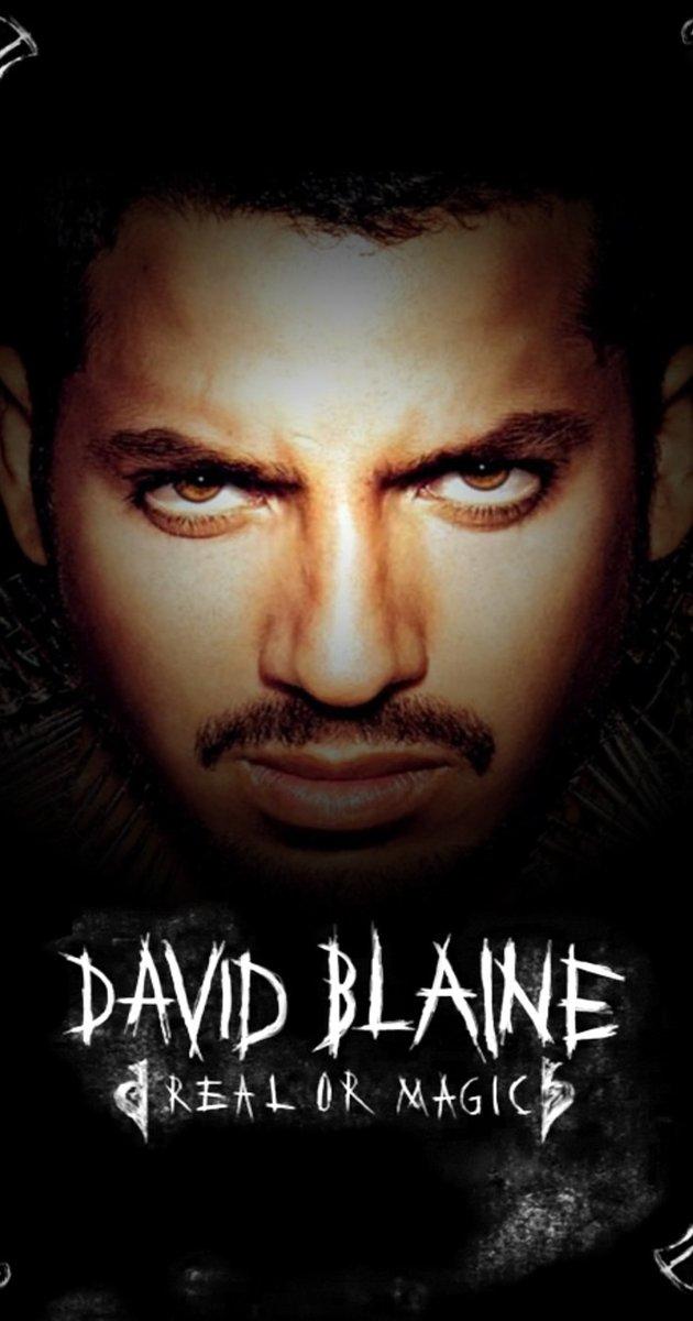 https://cdn.film-fish.comDavid Blaine: Real or Magic