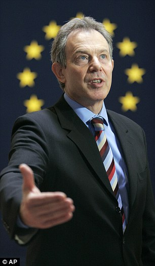 The Rise and Fall of Tony Blair