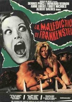 The Erotic Rites of Frankenstein