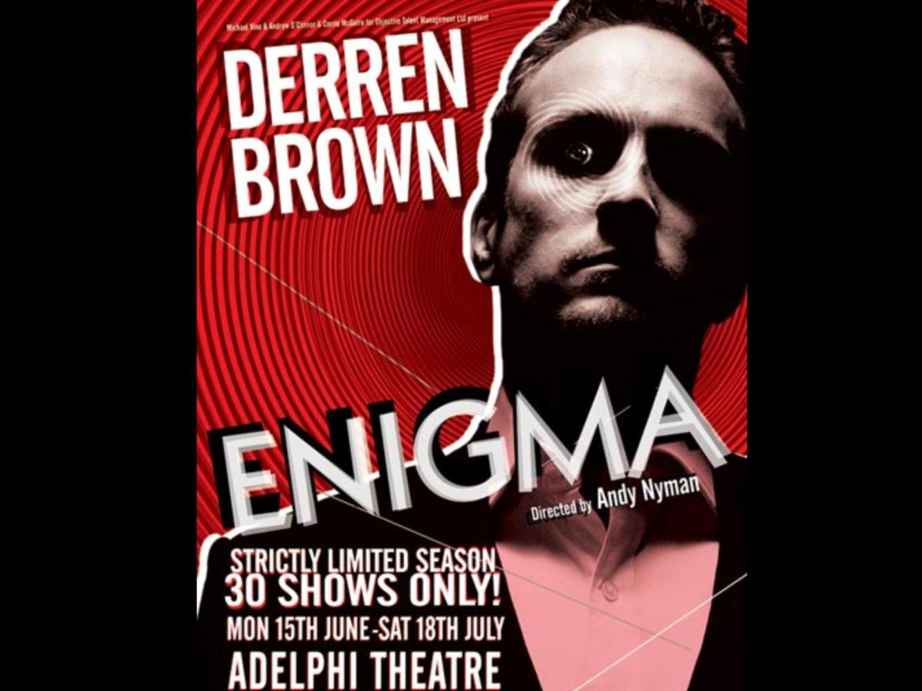 Derren Brown: Enigma