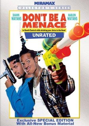 dont be a menace the man