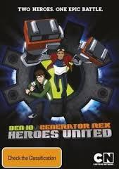 Ben 10/Generator Rex Heroes United